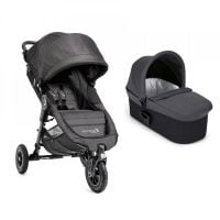 BJ0156293201-2-in-1_001 Carucior Baby Jogger City Mini Gt Charcoal Denim, Sistem 2 In 1