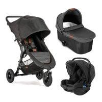 Carucior Baby Jogger City Mini Gt, Editie Aniversara, Sistem 3 In 1