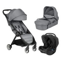 BJ0198303505-3-IN-1_001 Carucior Baby Jogger City Tour 2 Slate, Sistem 3 In 1