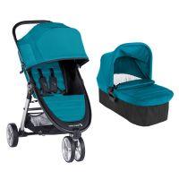 Carucior Baby Jogger City Mini 2 Capri, Sistem 2 In 1