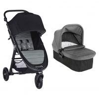 Carucior Baby Jogger City Mini Gt 2 Slate, Sistem 2 In 1