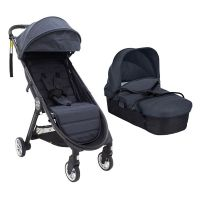 Carucior Baby Jogger City Tour 2 Carbon, Sistem 2 In 1