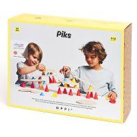 BK02_001 Joc educativ Piks, Kit mare, 64 piese