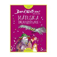 BMATIN_001 Carte Editura Arthur, Matusica ingrozitoare, David Walliams
