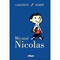 BMICNIC_001w Carte Editura Arthur, Micutul Nicolas 1, Rene Goscinny, Jean-Jacques Sempe