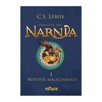 BNAR1_001w Carte Editura Arthur, Cronicile din Narnia, Nepotul Magicianului