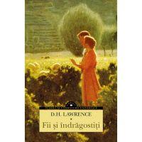 Carte Editura Corint, Fii si indragostiti, D.H. Lawrence