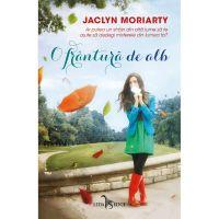 Carte Editura Corint, Culorile lui Madeleine vol. 1 O frantura de alb, Jaclyn Moriarty