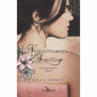 Carte Editura Corint, Nemuritoarea Starling vol.1 Emblema eternitatii, Angela Corbett