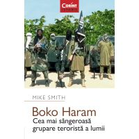 Carte Editura Corint, Boko Haram, Mike Smith