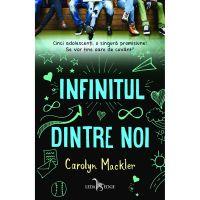 Carte Editura Corint, Infinitul dintre noi, Carolyn Mackler
