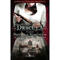 Carte Editura Corint, Anchetele lui Audrey Rose vol. 2 Dracula. Pe urmele printului nemuritor, Kerri Maniscalco