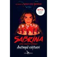 Carte Editura Corint, Sabrina intre lumina si intuneric, vol. 1 Anotimpul vrajitoarei, Sarah Rees Brennan