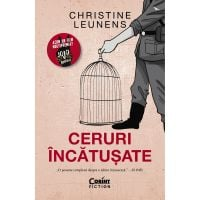 Carte Editura Corint, Ceruri incatusate, Christine Leunens