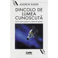 Dincolo de lumea cunoscuta, Andrew Rader
