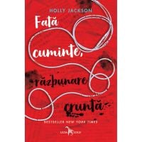 Fata cuminte, razbunare crunta, Crima perfecta, Holly Jackson, Vol. 2