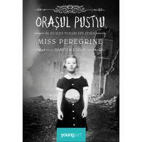 BPERE2_001w Carte Editura Arthur, Miss Peregrine 2. Orasul pustiu, Ransom Riggs