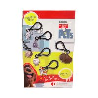 Breloc - figurina The Secret Life of Pets - The Secret Pack