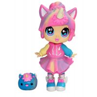 BT79445_001w Bubble Trouble Doll Rainbow Bubblegum Unicorn Wave 2