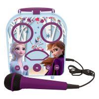 BTC050FZ_001w Jucarie interactiva Karaoke portabil, Disney Frozen 2