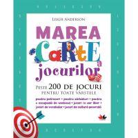 CADDIV107_001w Carte Editura Litera, Marea carte a jocurilor. Peste 200 de jocuri pentru toate varstele