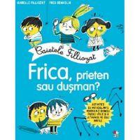 CADDIV132_001w Carte Editura Litera, Caietele Filliozat. Frica, prieten sau dusman?