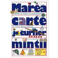 CADDIV133_001w Carte Editura Litera, Cartea jocurilor mintii, Editie de buzunar