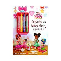 CADDIV144_001 Carte Editura Litera, Coloram cu Fancy Nancy si prietenii ei