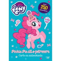 Carte Editura Litera, My Little Pony, Pinkie Pie da o petrecere