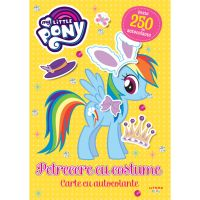 Carte Editura Litera, My Little Pony, Petrecere cu costume