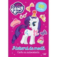 Carte Editura Litera, My Little Pony, Atelierul de moda