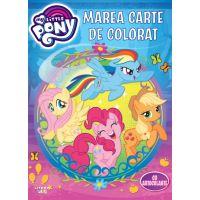 Carte Editura Litera, My Little Pony. Marea carte de colorat
