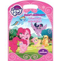 Carte Editura Litera, My Little Pony, Culori calatoare