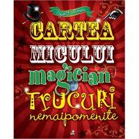 CADDIV32_001w Carte Editura Litera, Cartea Micului Magician Trucuri nemaipomenite, Joe fullman