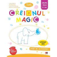 CAG1-02_001w Creionul magic. Caiet de activitati. Grupa mica 3-4 ani