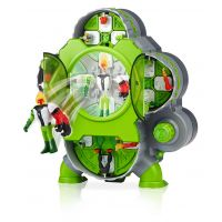 Set 4 Figurine Ben 10,  Camera de creare a extraterestrilor