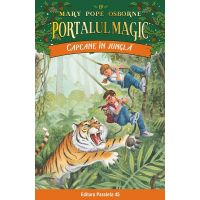Capcane in jungla. Portalul magic nr. 19, Mary Pope Osborne