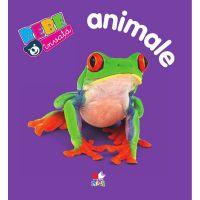 CARTBI01_001w Carte Editura Litera, Animale. Bebe invata. Ed. a V-a