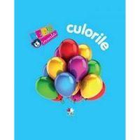 CARTBI02_001w Carte Editura Litera, Culorile. Bebe invata. Ed a IV-a