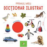 CARTBI101_001w Carte Editura Litera, Primul meu dictionar ilustrat, Bebe Invata