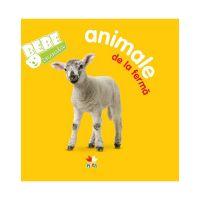 CARTBI40_001w Carte copii Editura Litera, Bebe invata, Animale de la ferma