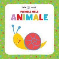 CARTBI46_001w Carte Editura Litera, Bebe invata. Primele mele animale