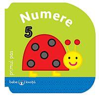 CARTBI90_001w Carte Editura Litera, Bebe invata. Numere. Primul pas