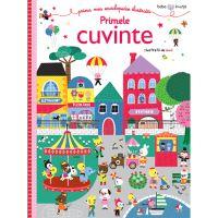 CARTBI93_001w Carte Editura Litera, Bebe invata. Prima mea enciclopedie ilustrata. Primele cuvinte
