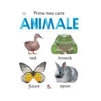 CARTDIV29_001w Carte Editura Litera, Prima mea carte. Animale