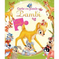 EG5425_001 Carte cu puzzle - Bambi