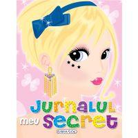 Carte editura Girasol - Jurnalul meu secret 9786065259737