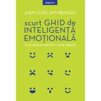 Carte Editura Litera, Scurt ghid de inteligenta emotionala, Andy Cope, Amy Bradley