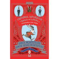 Carte Editura Pandora M, Evadarea din turn (Ordinul iepurilor regali din Londra, vol2), Simon Sebag Montefiore