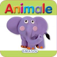 Carticica pentru cei mici Girasol - Animale